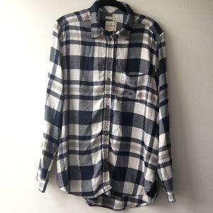 AEO Boyfriend Fit ahh-mazingly soft Flannel Sz XL